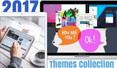 Best Social Themes 2017 Collection