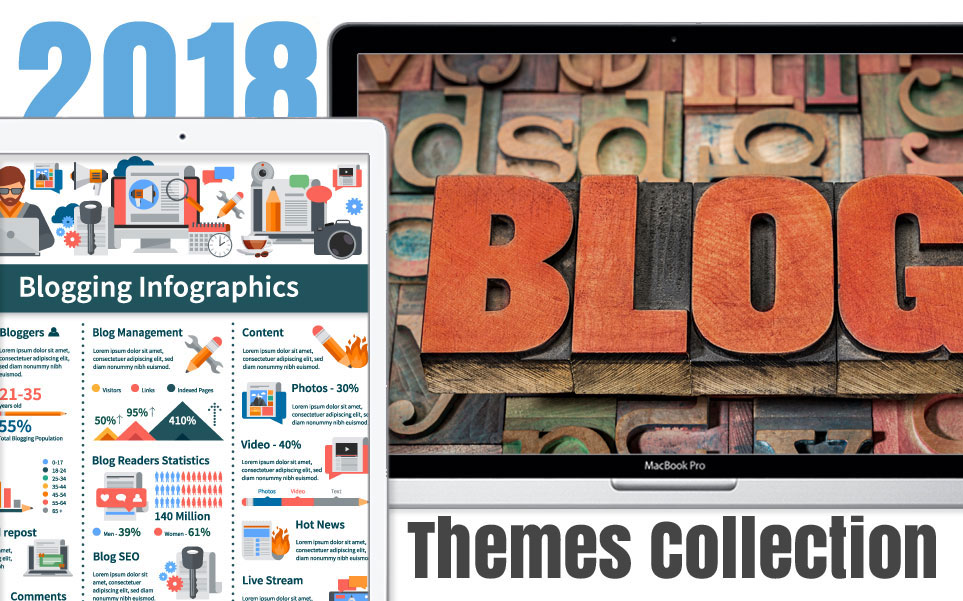 best wordpress themes for blogs 2018