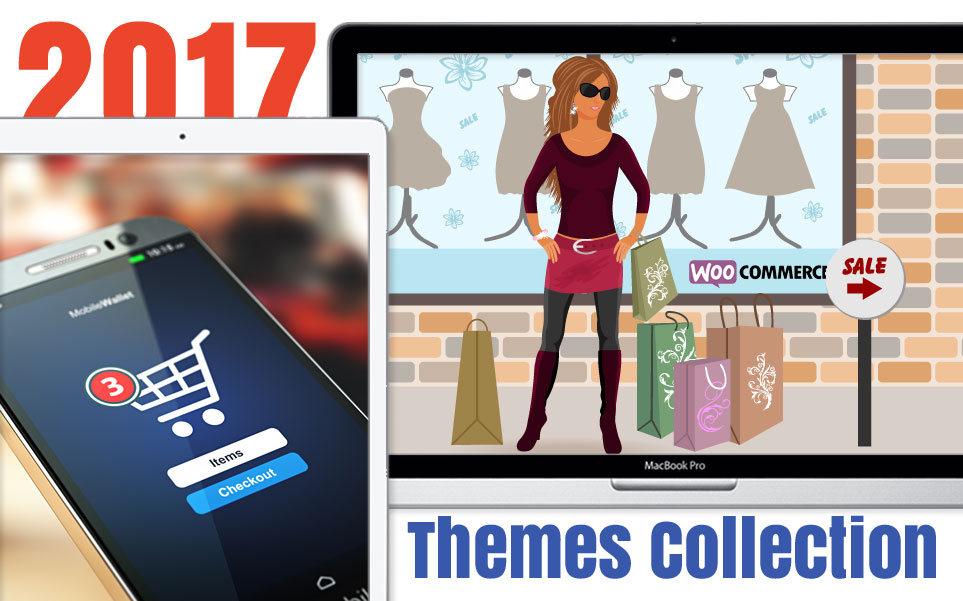 Best Woocommerce themes 2017